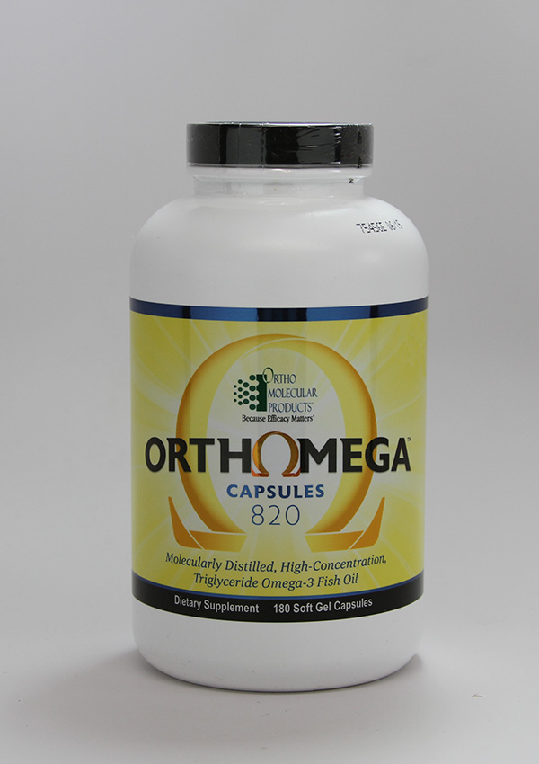 Best Fish Oil Omega 3 Supplements ,Ortho, Ortho Molecular, Orthomega, Ortho mega, fish oil, 820 Ortho 820, EPA, DHA, Omega 3, triglycerides