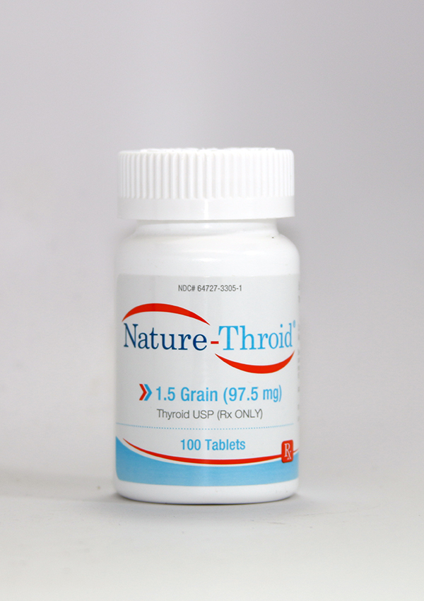Nature Throid Thyroid Replacement Dr Adrian Md