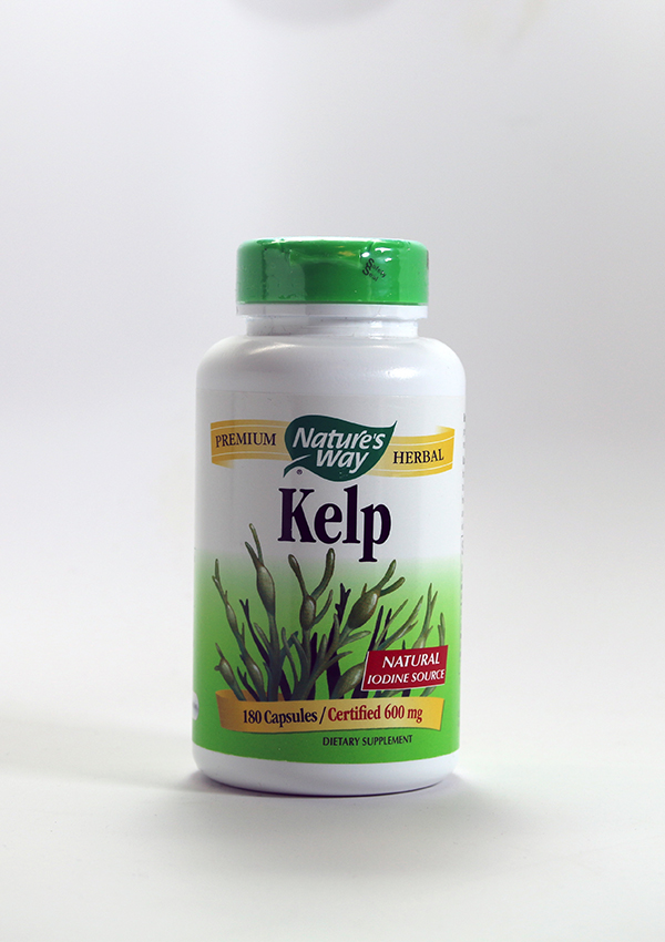Nature's Way ,Nature's Way, Kelp, Sea Kelp, Iodine, Thyroid, Natures way