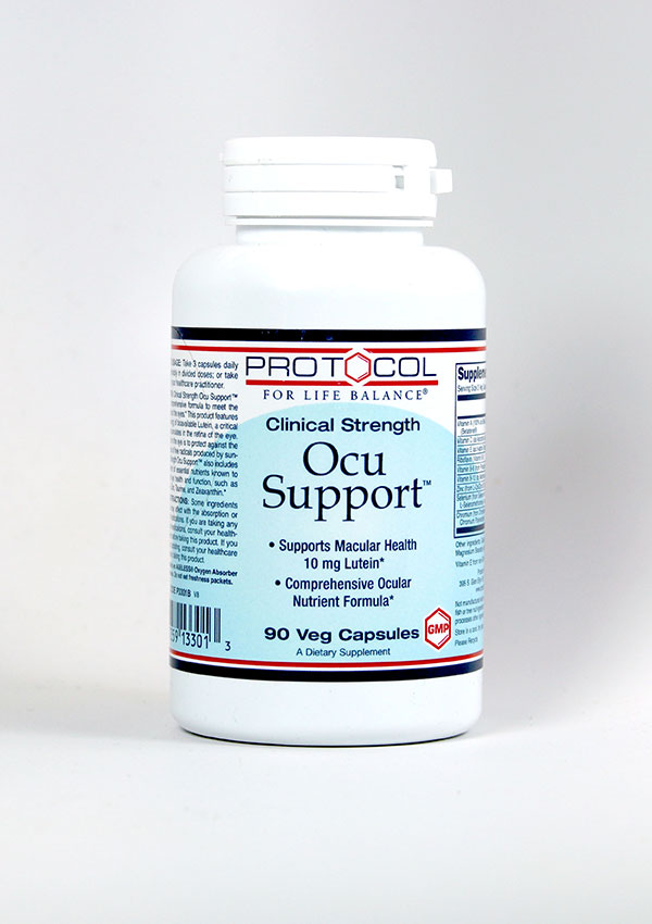 Protocol for Life ,Ocu Support, Macular Degeneration,