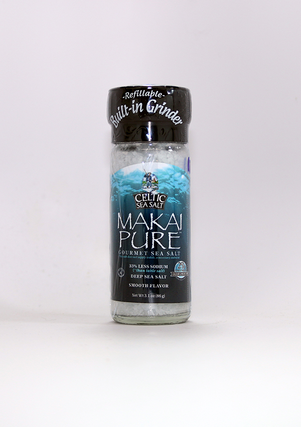 Selina Naturally ,Selina Naturally, Makai, Sea Salt, Celtic Sea Salt, Makai PURE Celtic Sea Salt, minerals, sodium, table salt