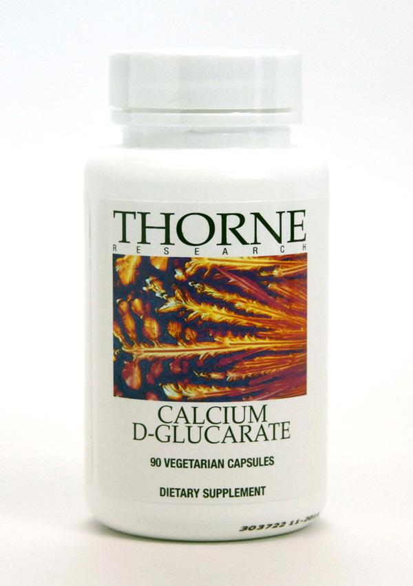 Thorne calcium d-glucarate