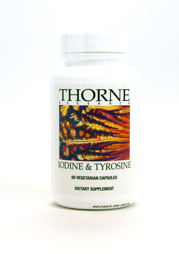 Thorne Research ,thyroid, essential mineral,thyroid support, adrenal function,