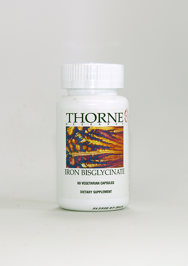 Thorne Research ,Thorne, Thorne Research, Iron, Iron Bisglycinate, Iron Picolinate, Iron deficiency, fatigue
