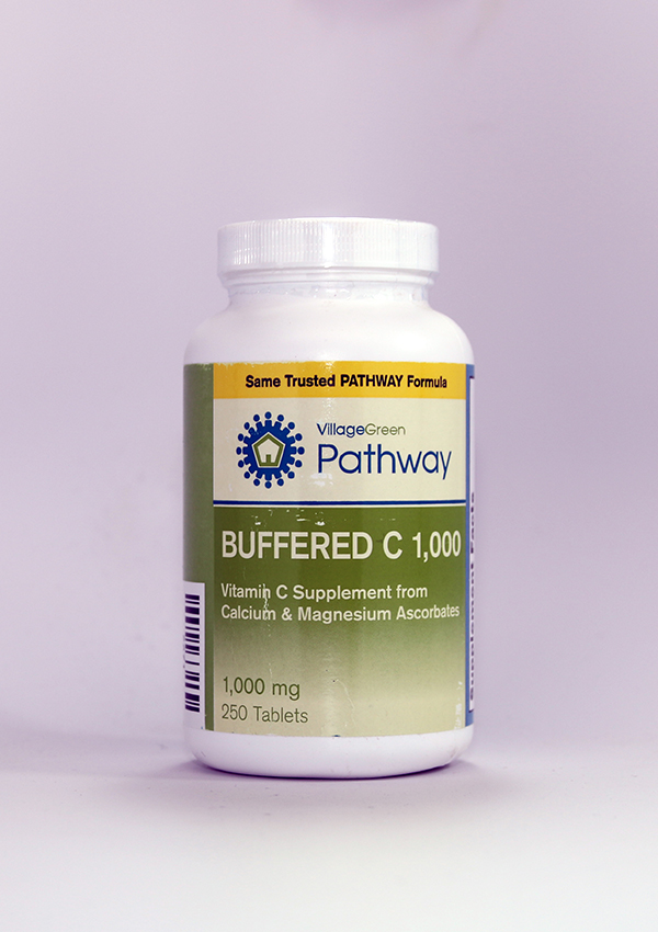 Buffered C 1000 MG ,detoxification, tissue building, immune enhancement, pain control, controlling, killing pathogenic organisms, wound and bone healing, healthy skin and eyes, fighting infections, stress control, toxic exposure, and repairing damaged tissue