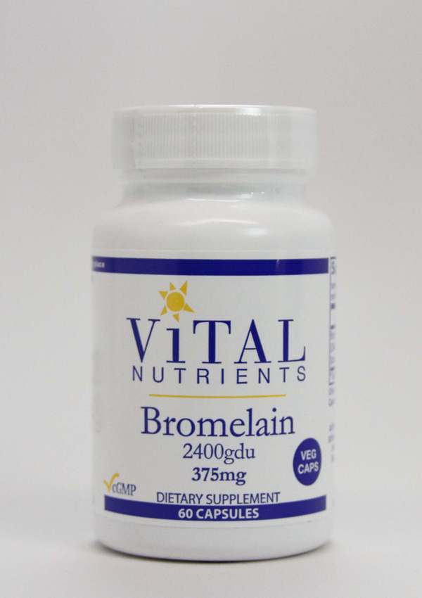 Bromelain ,digestion, healthy tissue, protein digestion