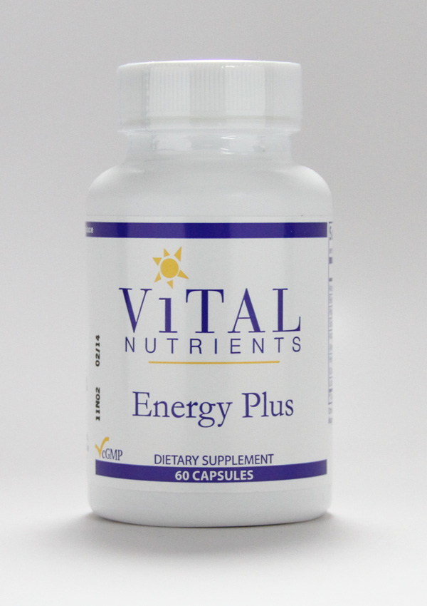 Vital Nutrients ,non stimulant, energy support, herbal energy, stress relief, adrenal function, stamina, mental stamina, physical stamina