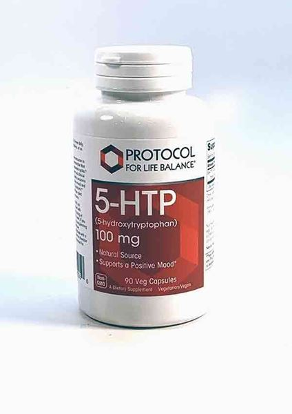 5-HTP 100mg 90 capsules, Mood Disorder Supplements - Dr Adrian MD