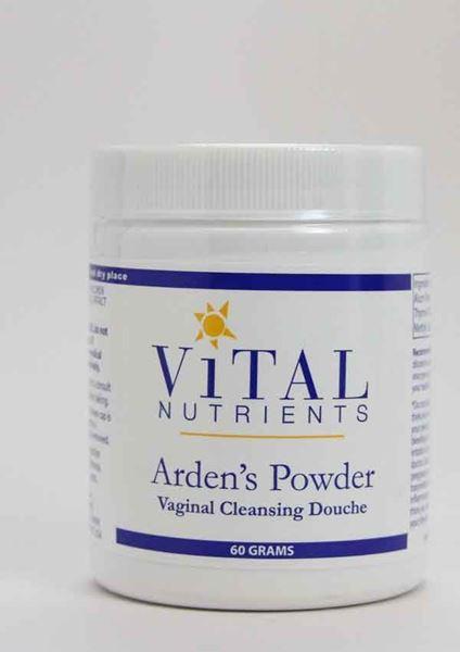Arden's Powder ,vaginal flora, vaginal PH, douching, douche, vaginal douche