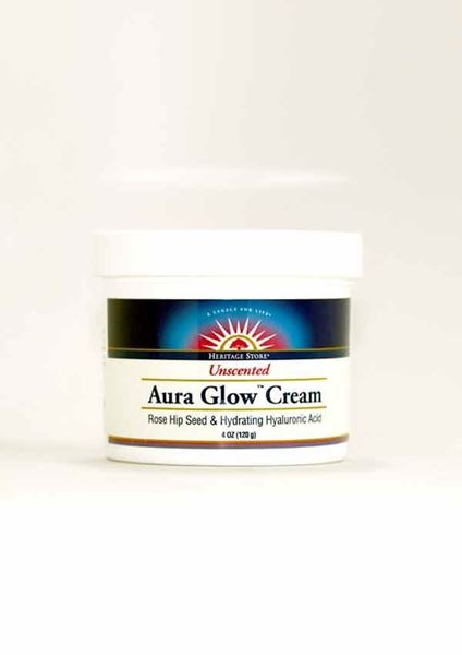 Aura Glow Cream ,Heritage Store, Rosehip seed, moisturizer, body cream, beautiful skin, younger looking skin, hydrate skin