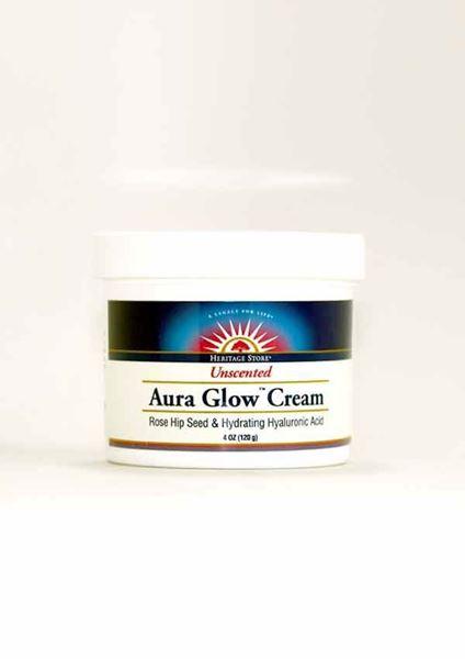 Aura Glow Cream ,Heritage Store, Rosehip seed, moisturizer, body cream, beautiful skin, younger looking skin, hydrate skin