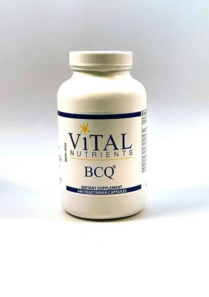 BCQ, healthy inflammatory response, reduce minor pain, support gastrointestinal function, maintain healthy connective tissue