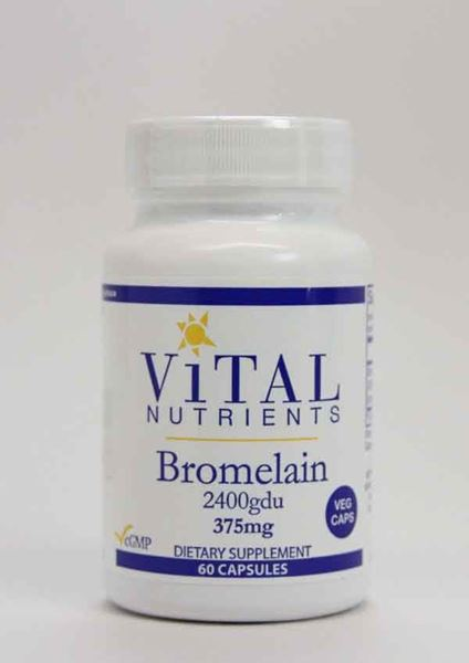 Bromelain ,digestion, healthy tissue, protein digestion