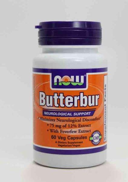 Butterbur ,Migraines, NOW, Butterbur, Allergy relief, Asthma