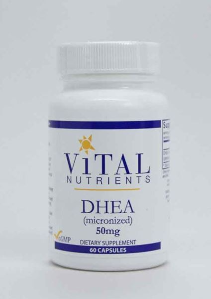 Vital Nutrients ,DHEA, weight loss, fatigue, depression, erectile dysfunction, ED, sexual dysfunction