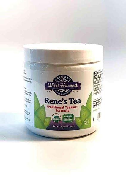Organic Essiac Tea stimulates immunity - Dr Adrian, Essiac Tea, Renes Tea, Organic, anti-cancer, immunity, detoxification, reduces inflammation, wild harvest