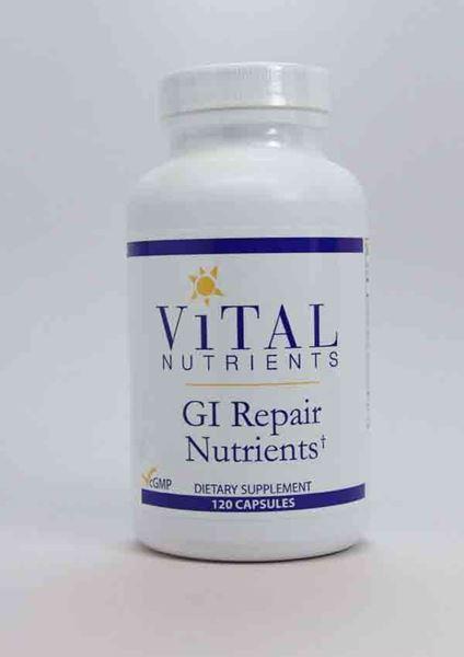 Vital Nutrients, GI Repair Nutrients, gastrointestinal, GI repair, Gastrointestinal Lining Support