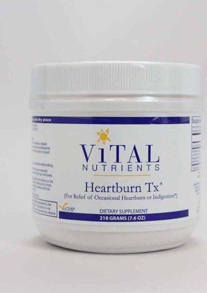 Vital Nutrients, Heartburn Tx, heartburn, indigestion, gastric lining, gastrointestinal issues, gastrointestinal, digestive system, digestive tract