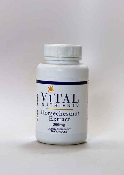 Horsechestnut Extract, Vital Nutrients, VEIN SUPPORT, Maintains vein health