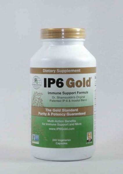 IP6 Gold Immune Support, Antioxidant, immune support, IP6, maintains healthy bones