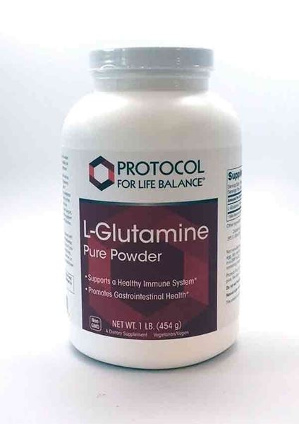 Protocol for Life Balance, L-Glutamine, L-Glutamine Powder, Lglutamine, Immunity, immune system, healing, muscle, muscle growth