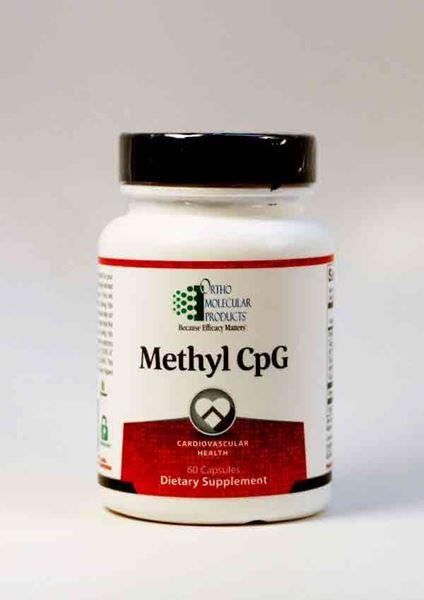 Ortho Molecular, Methyl CpG, detoxification, immunity, immune function, energy, mood, mood balancing, inflammation, Methylation, 5-MTHF, methylcobalamin, Vitamin B12, Vitamin B6, Riboflavin, Trimethyl Glycine