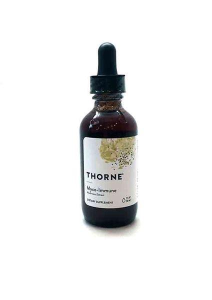 Thorne Research, Myco_Immune, Myco Immune, Mushrooms, Mushroom extract, immunity, immune support