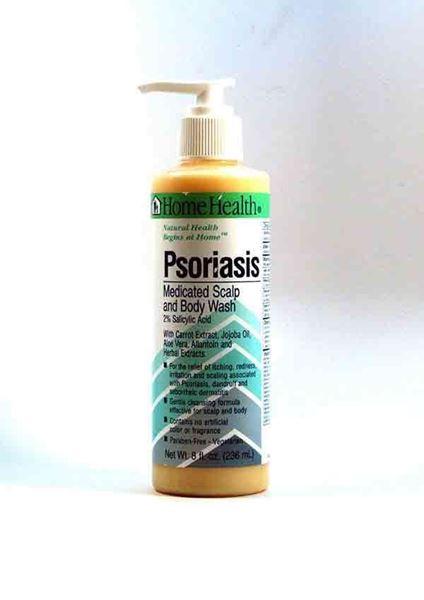 Psoriasis Scalp & Body Wash, Psoriasis Scalp & Body Wash