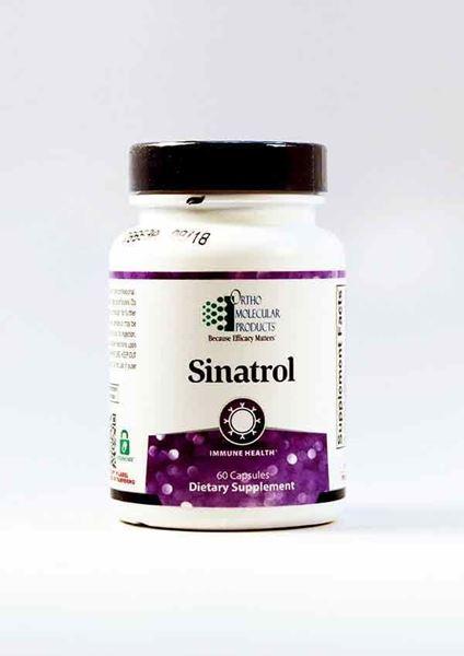 Ortho Molecular Products, Sinatrol, Immune Health, chronic sinus infections, sinus health, sinuses, sinus inflammation, sinus pressure, sinus pain