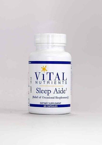 Vital Nutrients, Sleep, Sleep Aide, Sleep Aid