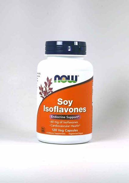 NOW, Soy Isoflavones, Hormonal support, NO GMO, cardio support, cardiovascular support, isoflavones, soybeans