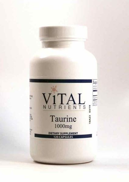 Vital Nutrients, Taurine, Lowers Blood Pressure, Blood pressure, Antioxidant, Supports Immune Wellness, immunity, Heart, Heart Rhythm, Macular Degeneration, Prevents Blood Clots, Glucose Metabolism, Diuretic, Natural Diuretic, Epileptics, Fat Digestion, Lung Health
