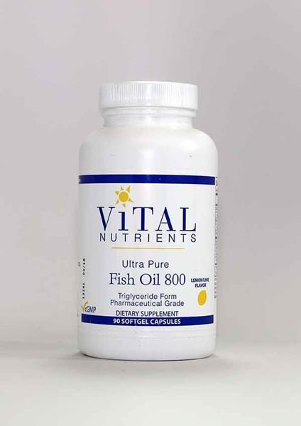 Vital Nutrients, Fish Oil, Ultra Pure fish oil, EPA, DHA