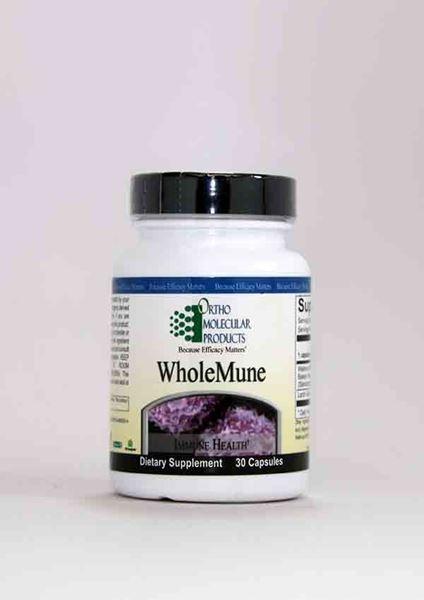 Ortho Molecular, Wholemune, Immunity, Immune function