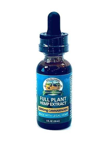 CBD Oil 3000mg, Hemp Oil Extracts, Enlita Farms, non-psychoactive, antioxidant, anti-inflammatory, anticonvulsant, antipsychotic, neuroprotective, helps nausea