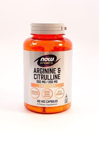 NOW Arginine & Citrulline, Muscle Tissue Supplements -  Dr Adrian MD,Arginine & Citrulline, Muscle Tissue Supplements, Alternative Medicines